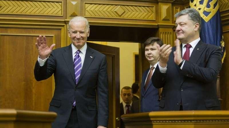 Украина возбудила уголовное дело против Джо Байдена. Откуда такая прыть у украинских властей?