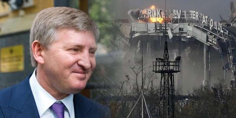 Ринат Ахметов как главный патриот «единой Украины»