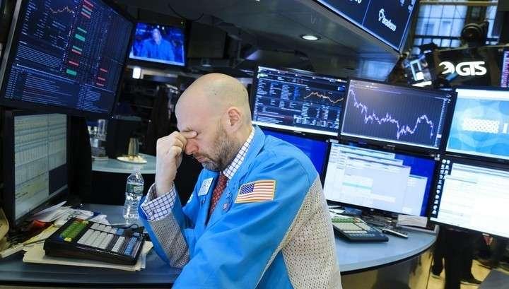 Мировые фондовые рынки «сдулись» на 5 трлн долларов за неделю под шум коронавируса