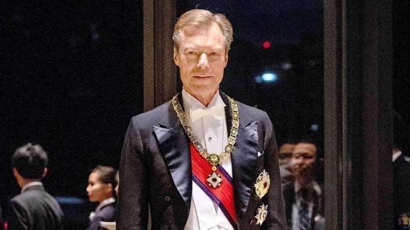 Великий герцог Люксембурга приедет в Москву на парад Победы