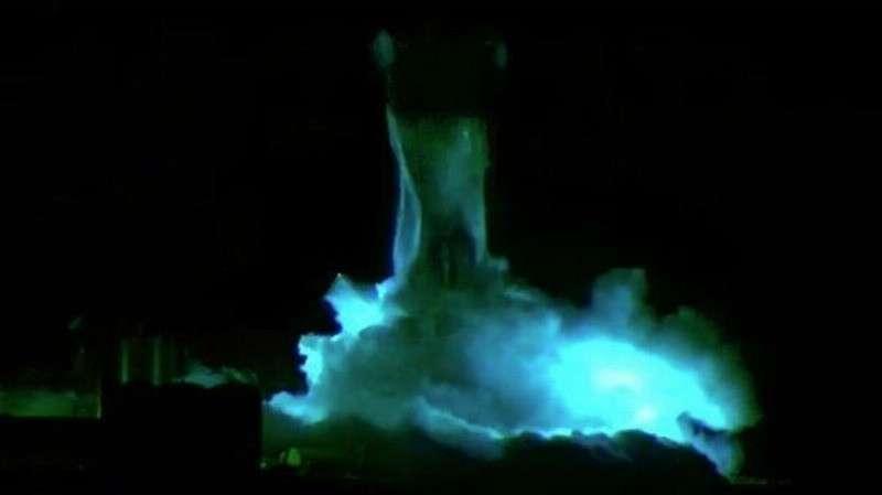 Прототип корабля Starship Илона Маска лопнул, как мыльный пузырь