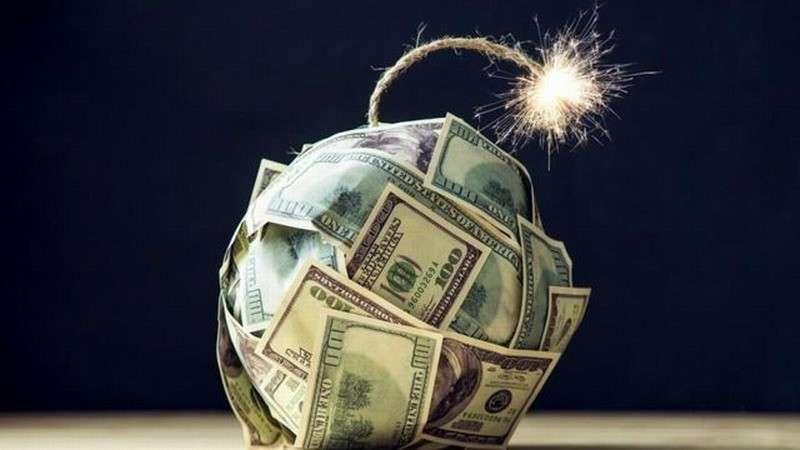 Экономика США из кризиса рухнула в штопор, потеряв за 6 дней уже 15% стоимости