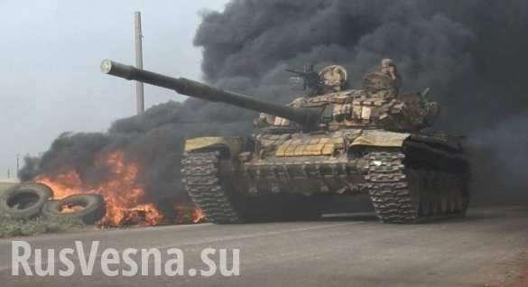 Страшные потери турецких войск в Сирии – подробности (ФОТО 18+) | Русская весна