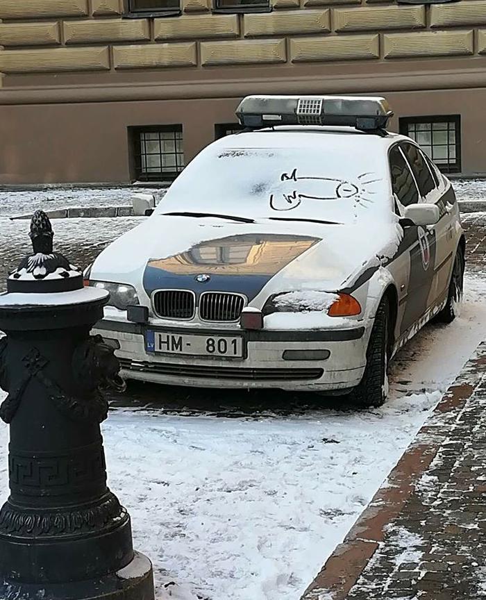 Весна в Латвии началась благостно и духоподъёмно, латыши счастливы
