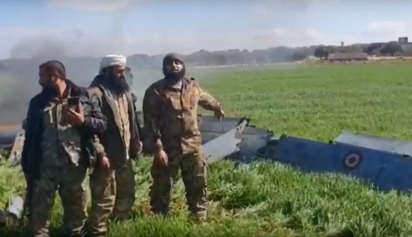 Война Турции против Сирии: твиттерная и реальная в сирийском небе