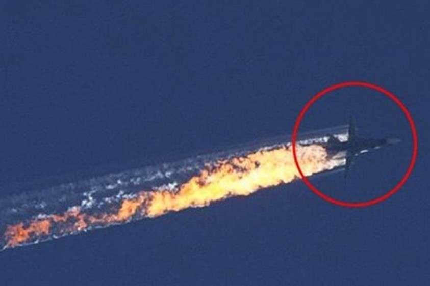 Про два сбитых Турцией сирийских Су-24: «а был ли мальчик»?