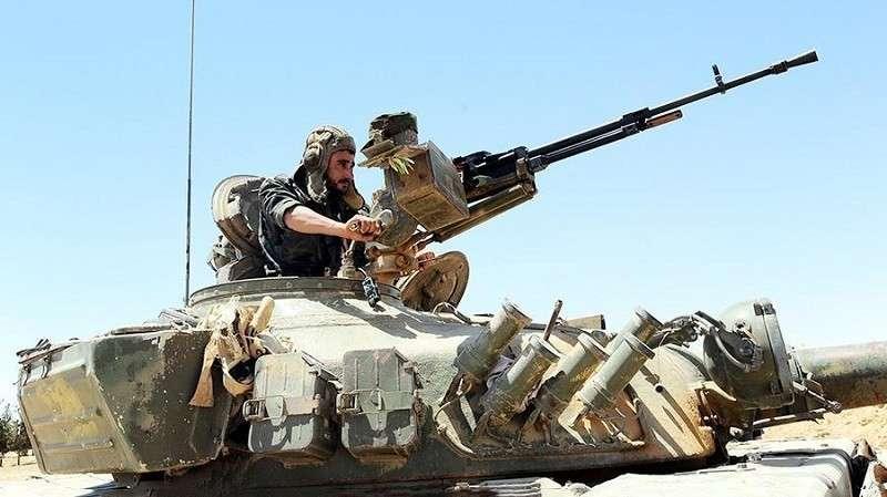 Сирийская армия вернула контроль над захваченным турками Саракибом