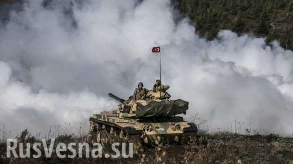 Сирия: как можно ответить Турция в Идлибе   Русская весна