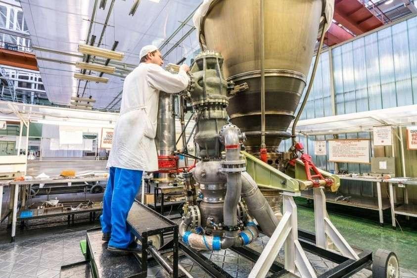 Россия поставит в США 4 двигателя РД-181 для ракеты Antares