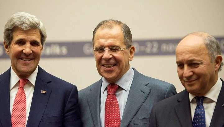 Керри посоветовал Лаврову игнорировать Обаму