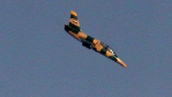 Сирийский самолет L-39