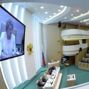 СФ одобрил закон о запрете финансирования партий из-за рубежа