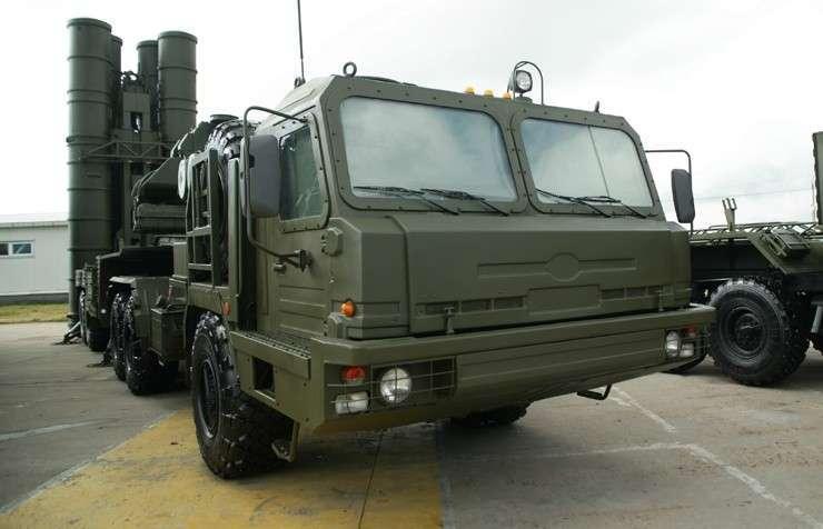 Минобороны РФ в декабре получит С-400 трёхдивизионного состава