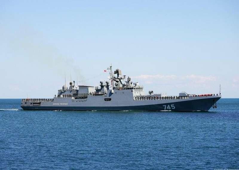 Смогут ли русские фрегаты с «Калибрами» усмирить буйную Турцию?