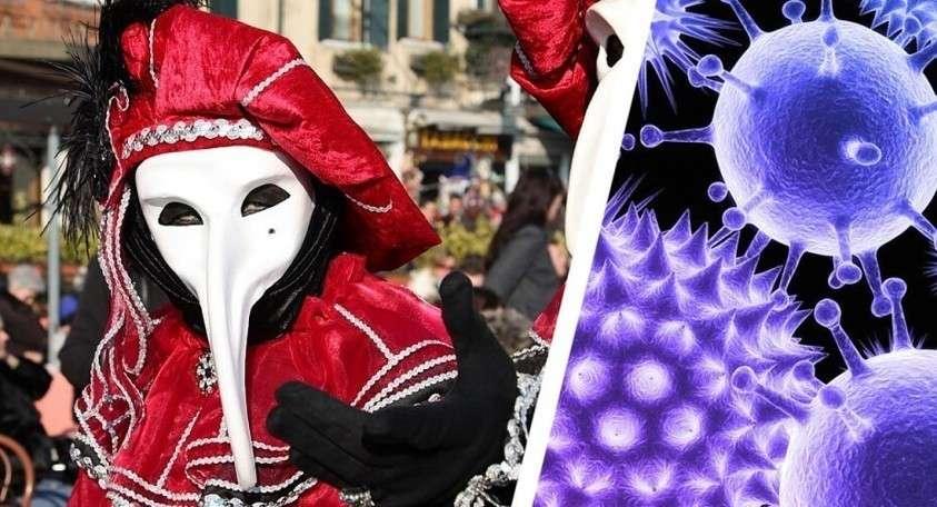 Коронавирус: три искусственных заражения вне Китая