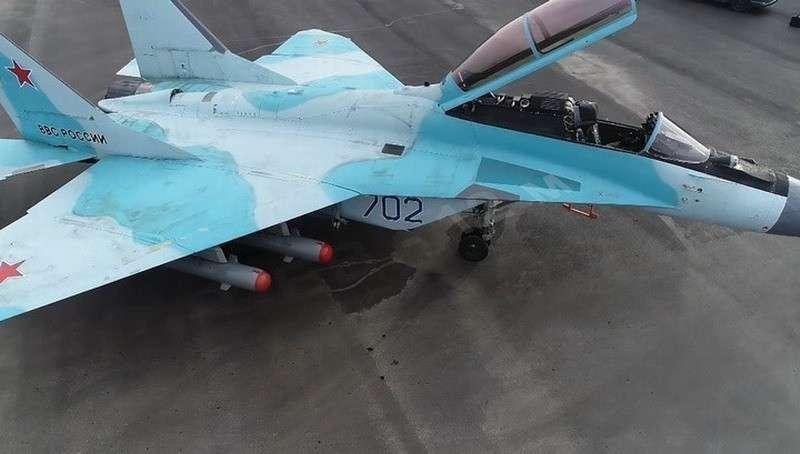 «МиГ» разработал интеллектуальную систему защиты от перегрузок на боевых самолетах