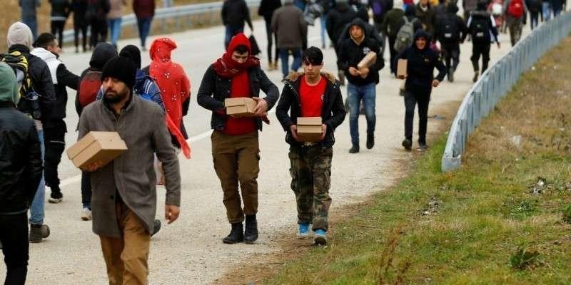 Армия вторжения сарацинов идёт переделывать Европу под себя