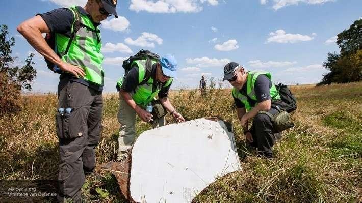 На Западе раскрыли ложь Украины, назвав реальную причину крушения Боинга MH17 в Донбассе
