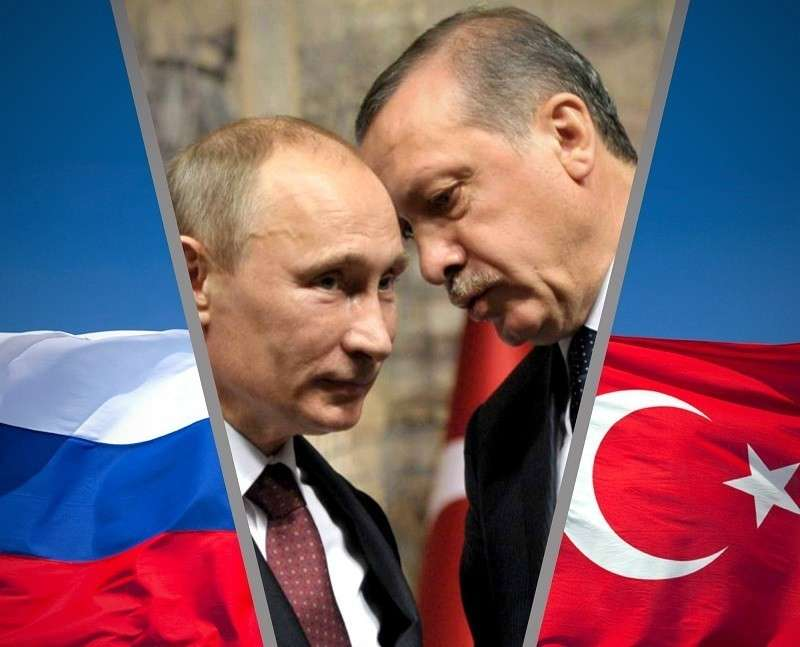 Президенты России и Турции встречаются, чтобы решать вопрос войны в Идлибе