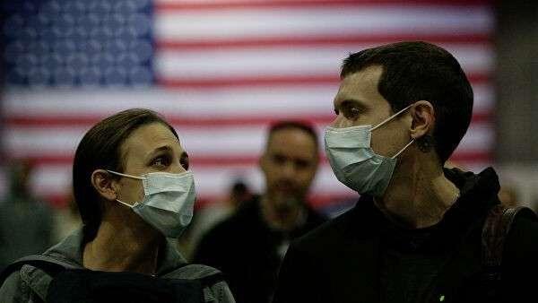 Сторонники кандидата в президенты США Берни Сандерса во время предвыборного мероприятия