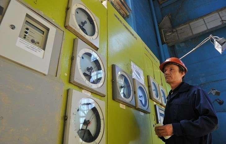 В Крыму Сакская ТЭЦ вышла на полную мощность