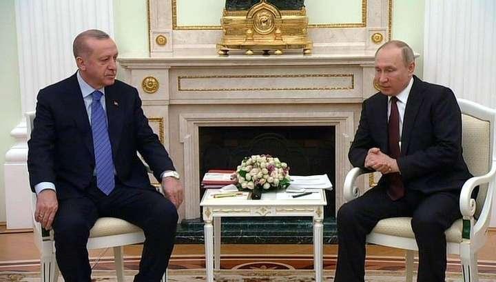 Переговоры Путина и Эрдогана: мир в Идлибе и реакция ООН