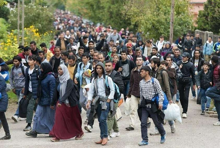 Европе – беженцы, Соединённым Штатам – нефть: равные союзники делят поровну все последствия войны