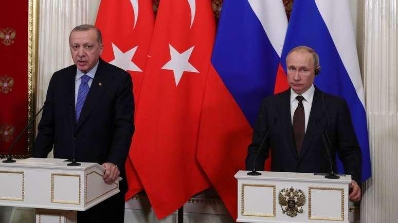 Германские СМИ: на переговорах с Турцией Россия получила всё, что хотела