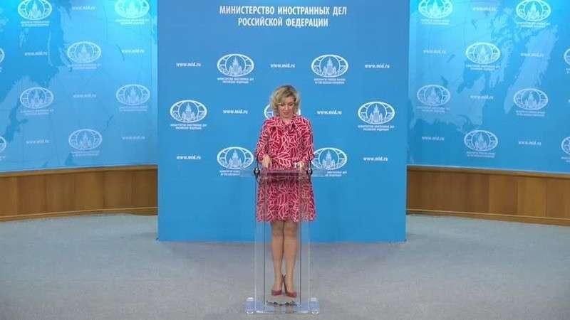 Мария Захарова. Брифинг МИД России 06.03.2020