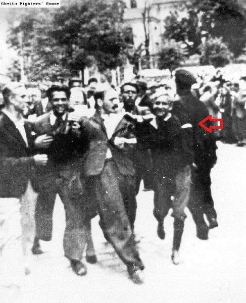 Бандеровская милиция и львовские погромы 1941 г. (18+)