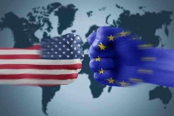 США и ЕС начали говорить об Украине на разных языках