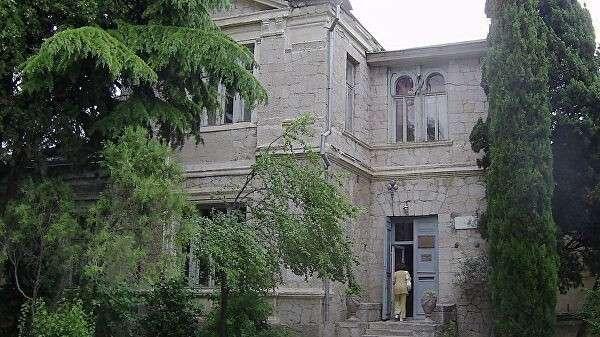 Дача Голубка (особняк генерала Голубева) в Алуште