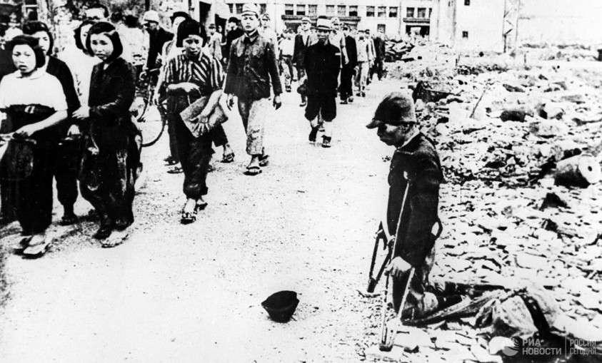 Огненный ад: зачем дикие американцы полностью сожгли Токио
