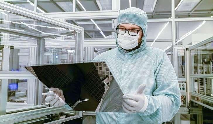 В Москве открыли Российский центр гибкой электроники