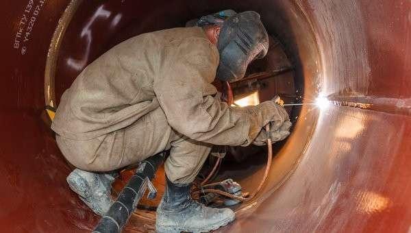 Газпром приступил к строительству газопровода Сила Сибири. Архивное фото