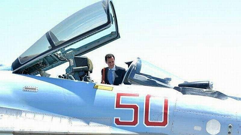 Башар Асад: сначала разберёмся с турками, а потом прогоним американцев