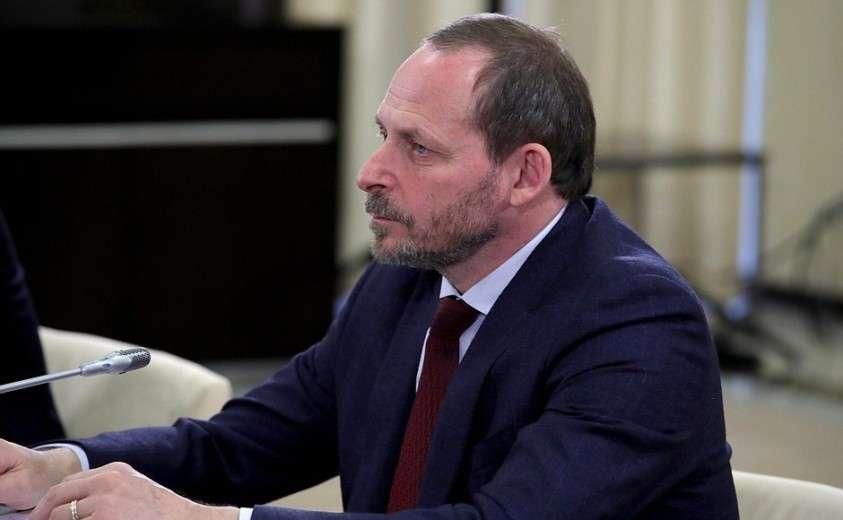 Сооснователь и генеральный директор группы компаний «Яндекс» Аркадий Волож на встрече с инвесторами.