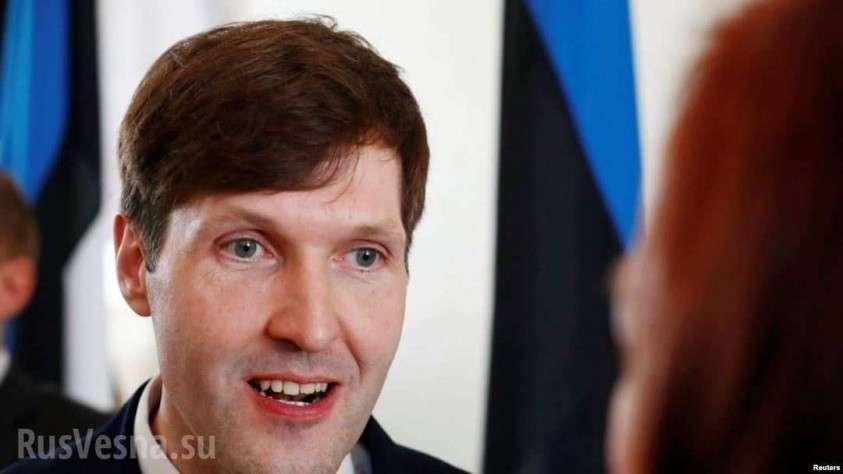 В Эстонии экономический кризис уже наступил, – министр финансов страны Мартин Хельме