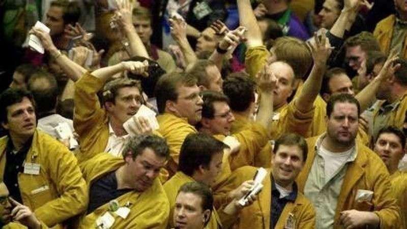 Свершилось! Чикагская биржа закрывается! Коронавирус использовали против паники на бирже