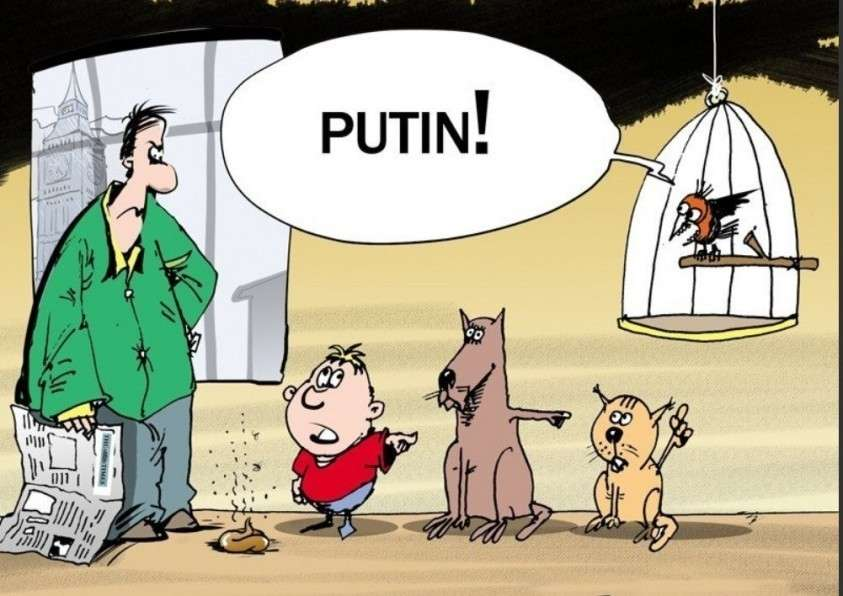 Страшилки о Путине-всемогущем перестают работать даже в США