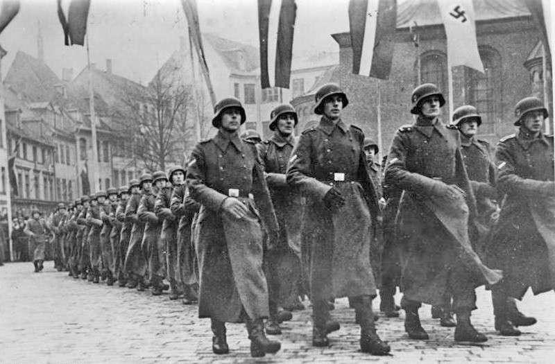В России установили личности 96 ветеранов – военных преступников Латышского легиона СС
