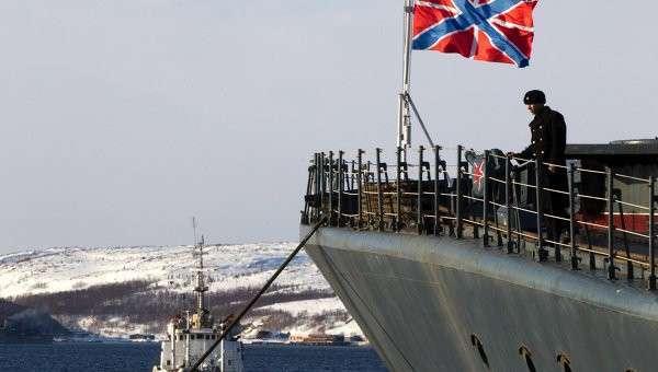 Большой противолодочный корабль Североморск. Архивное фото