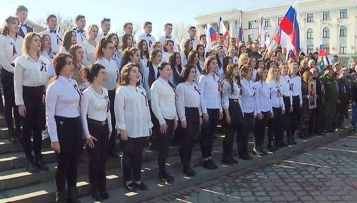 Крым отмечает 6 лет со дня возвращения в состав России