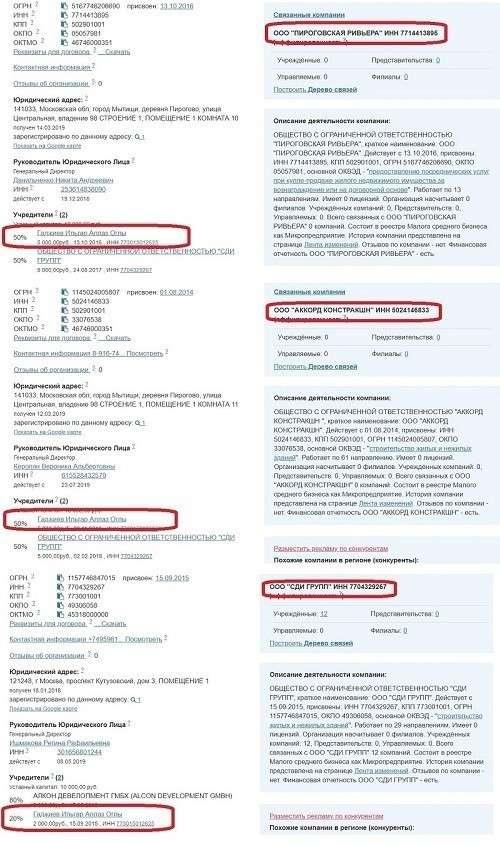 Похождения Ильгара Гаджиева и его криминальных партнеров. Продолжение