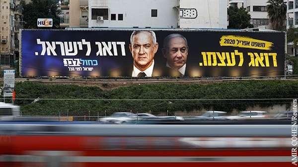 Власть в Израиле переходит от бандита Нетаньяху к «жертве русских хакеров»