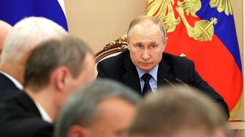 Владимир Путин обратился к россиянам, чтобы прояснить ситуацию с коронавирусом