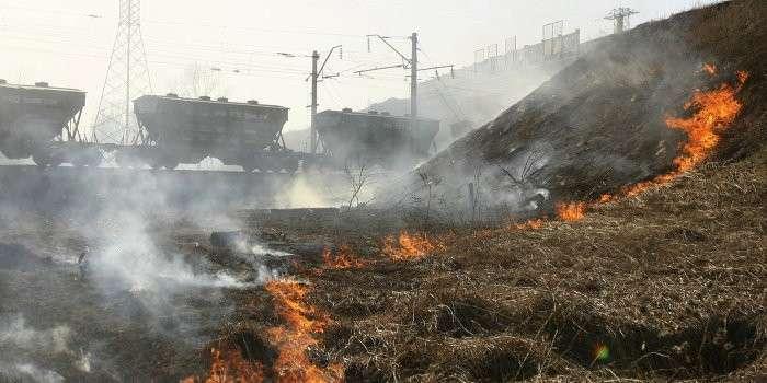Украинские каратели грабят железную дорогу в промышленных масштабах