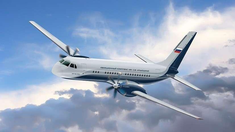 Ил-114-300. Каким будет российский пассажирский лайнер?