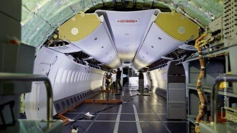 Четвёртый МС-21-300 прибыл из Иркутска в Жуковский для продолжения летных испытаний