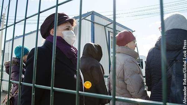 На Украине зреет огромная эпидемическая угроза для России